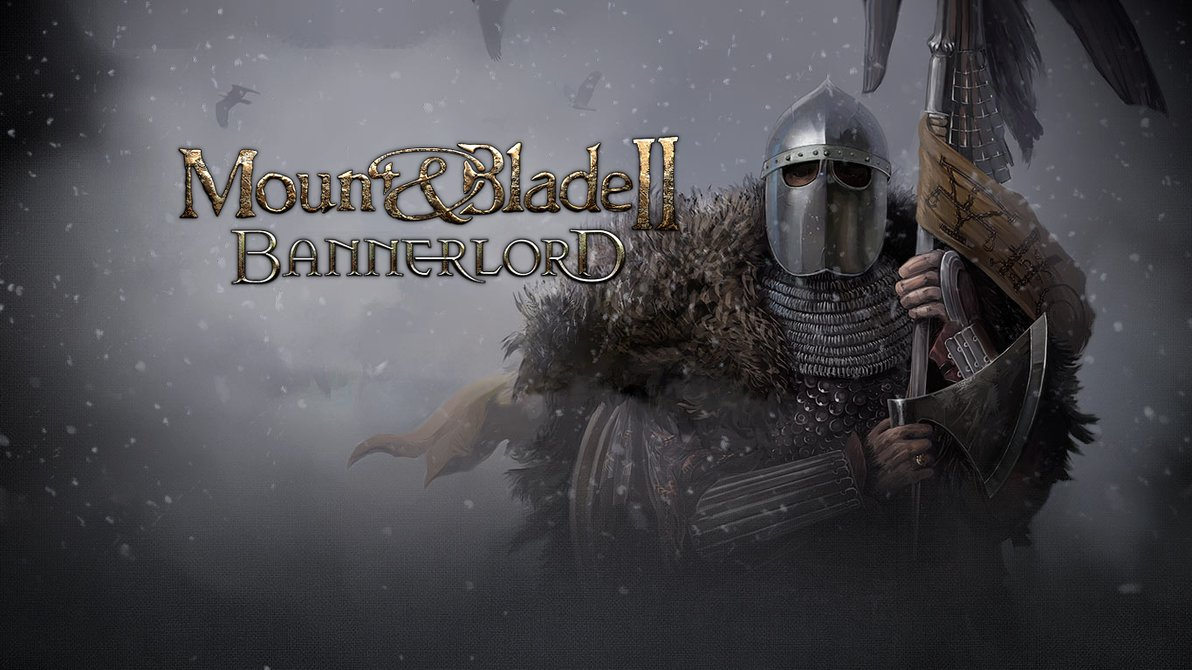 Mount and Blade II   Bannerlord Wallpaper 1366x768 by Shadowfang3000 1192x670