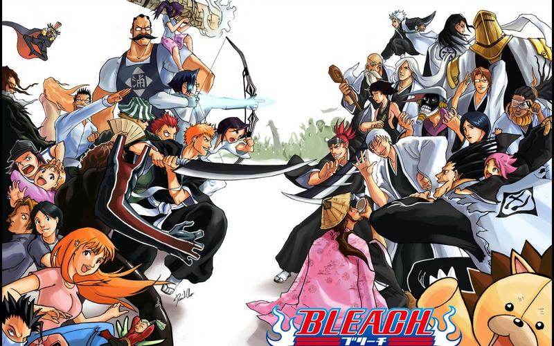 42 All Anime Characters Hd Wallpaper On Wallpapersafari