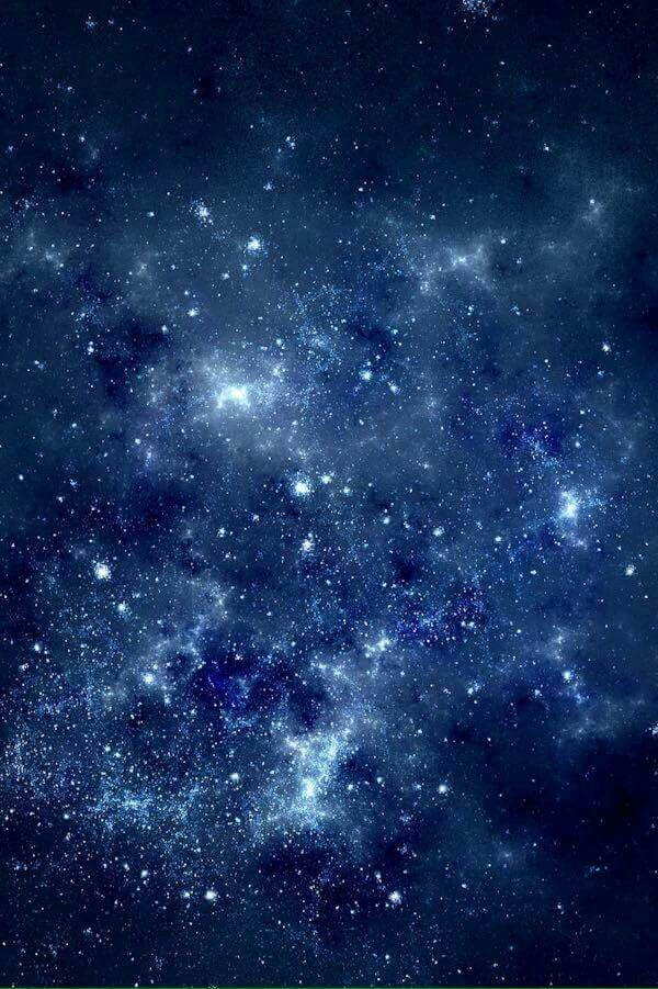 Galaxy Blue Galaxy in 2019 Galaxy wallpaper Galaxy photos 600x901