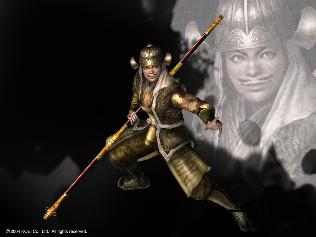 Samurai Warrior Wallpaper Hd Samurai warriors xtreme 1024x768