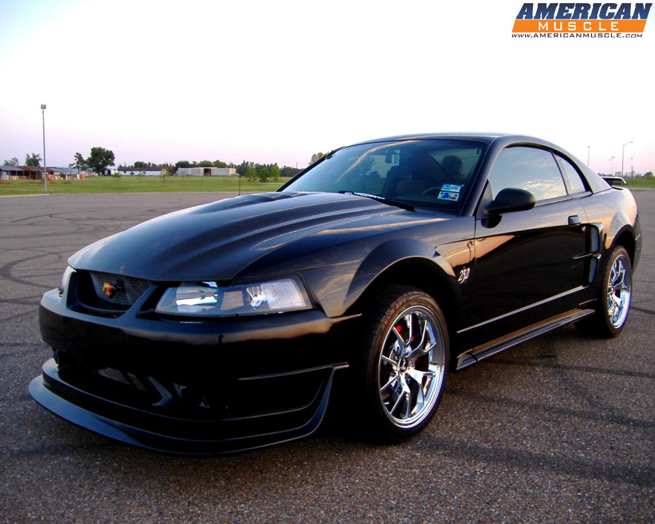 Ford Mustang Wallpapers 1280x1024