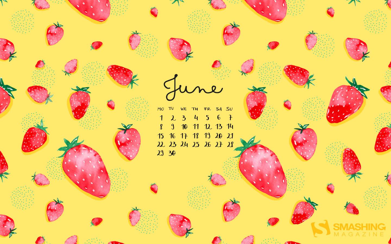 Desktop Wallpaper Calendars June 2015 Smashing Magazine 1440x900