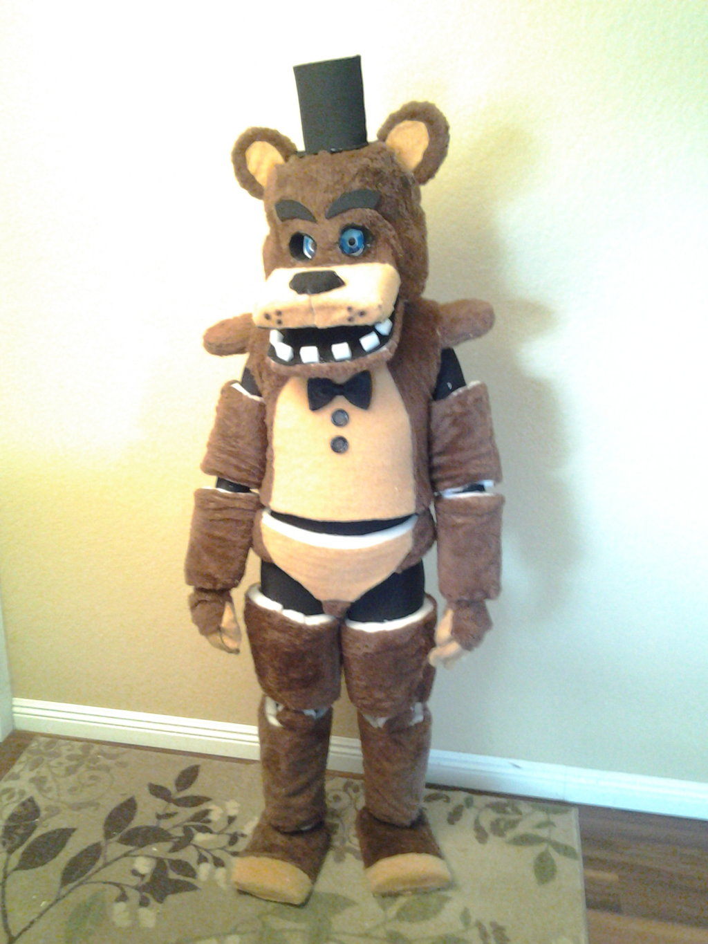 Freddy Fazbear Costume by TheEmmaLo 1024x1365 : kids freddy costume  - Germanpascual.Com