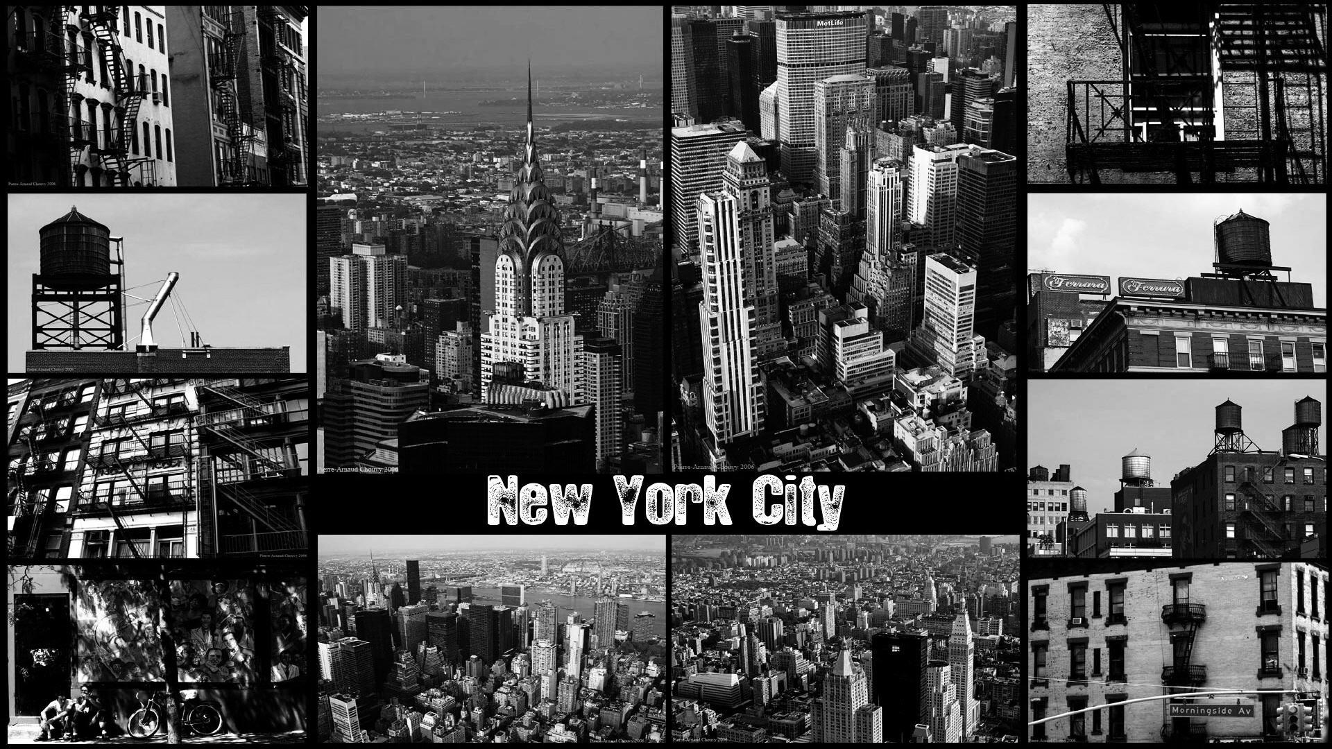 City Guide New York Wallpaper HD 1920x1080 4016 1920x1080