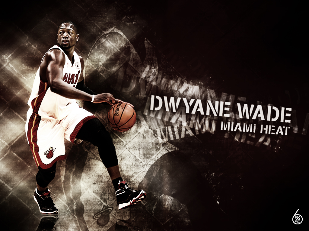 Dwyane Wade Desktop Wallpaper Collection 1024x768