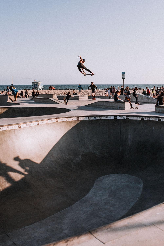 Venice Beach Skate Park Pictures Download Images on Unsplash 1000x1500