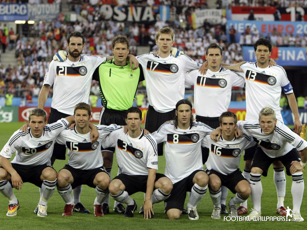 Germany Soccer Team Wallpaper - WallpaperSafari