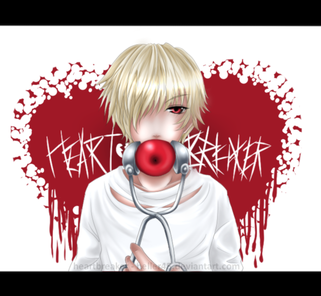 HeartBreaker   GD by Heller45 650x600