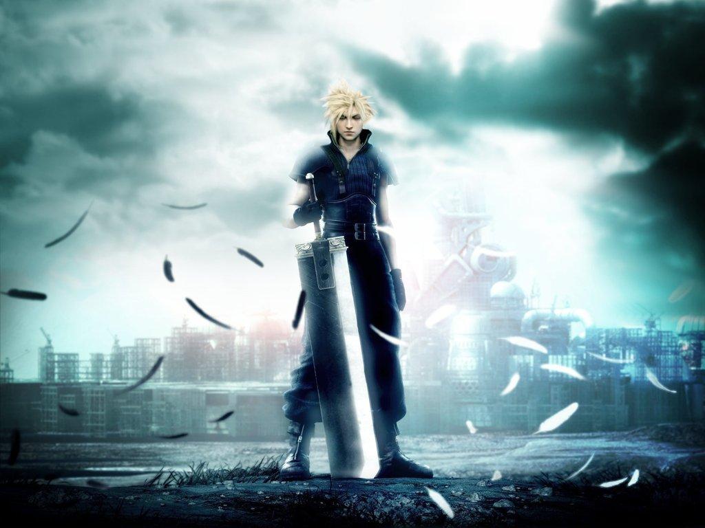 final fantasy 7   Final Fantasy VII Wallpaper 6973833 1024x768