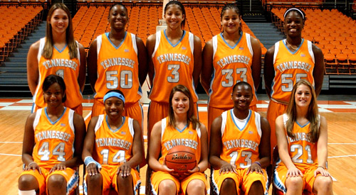 Tennessee Lady Vols Basketball Roster 2005   VolNation Blog 500x275
