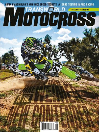 Transworld Motocross Wallpaper Transworld Motocross May 400x531