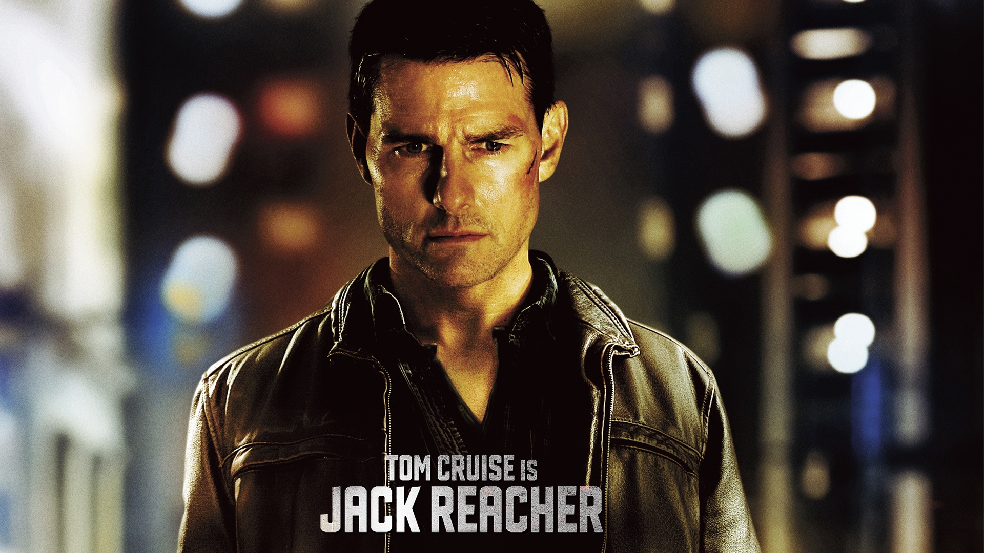Download 1920x1080 HD Wallpaper tom cruise face close up jack 1920x1080