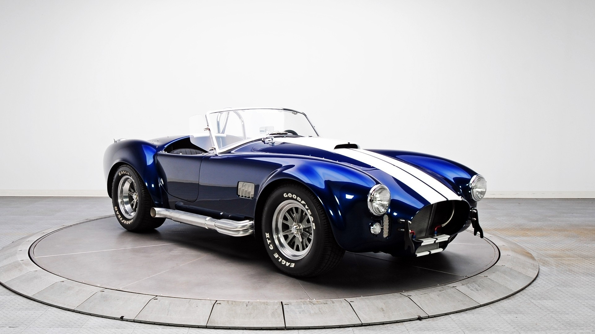 Shelby cobra blue manual 1965 wallpapers 1920x1080 402777