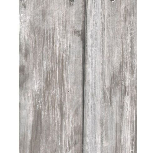 Rustic Lodge Timber Panel Wallpaper   Limed 500x490