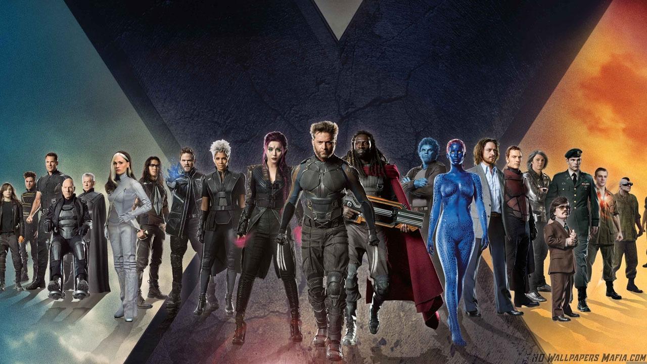 X Men Apocalypse Hd Wallpapers   All X Men Movie Characters 1280x720