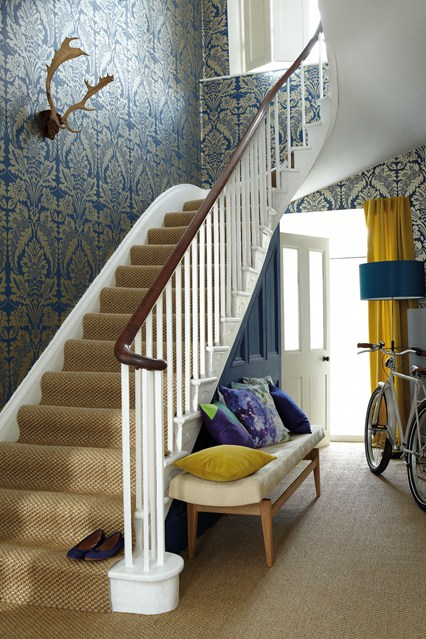 Wallpaper and Paint   Hallway Ideas Dcor Accessories 426x639