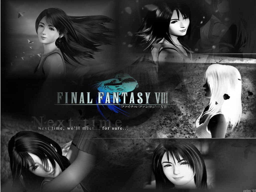 Final Fantasy 8 Wallpapers HD 1024x768