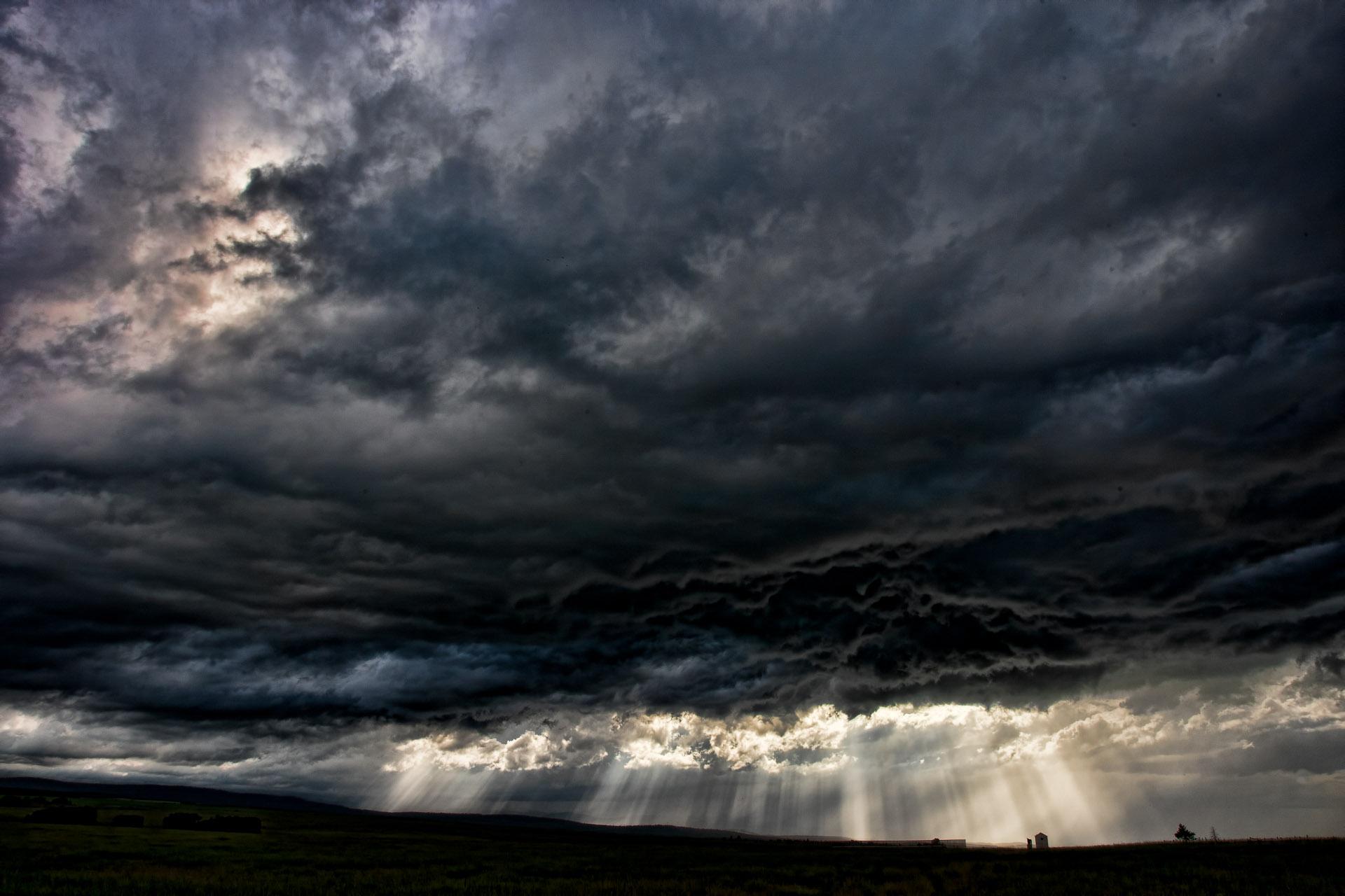 Free Download Dark Storm With Dark Clouds Sky Wallpapers Hi