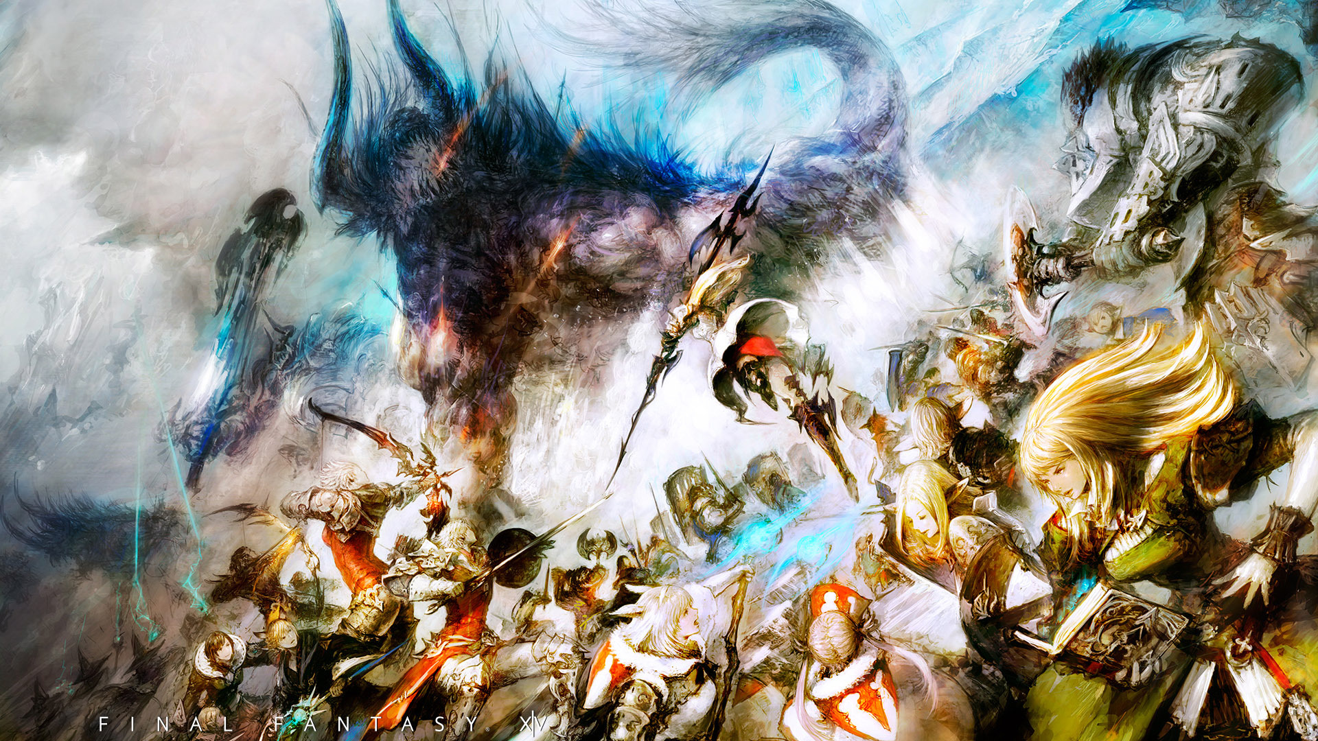 46 Final Fantasy 15 Wallpapers On Wallpapersafari