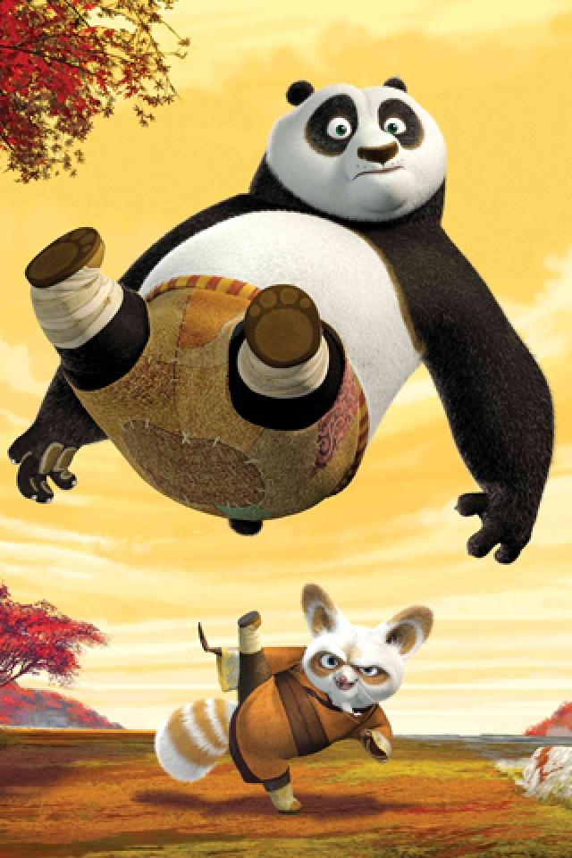 Kung Fu Panda iPhone HD Wallpaper iPhone HD Wallpaper download iPhone 640x960