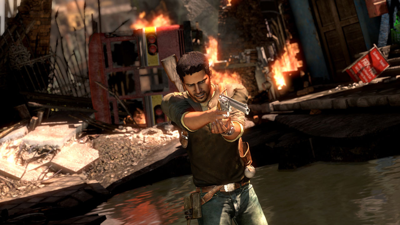 Uncharted 2 Among Thieves   Uncharted Wallpaper 3784791 1280x720