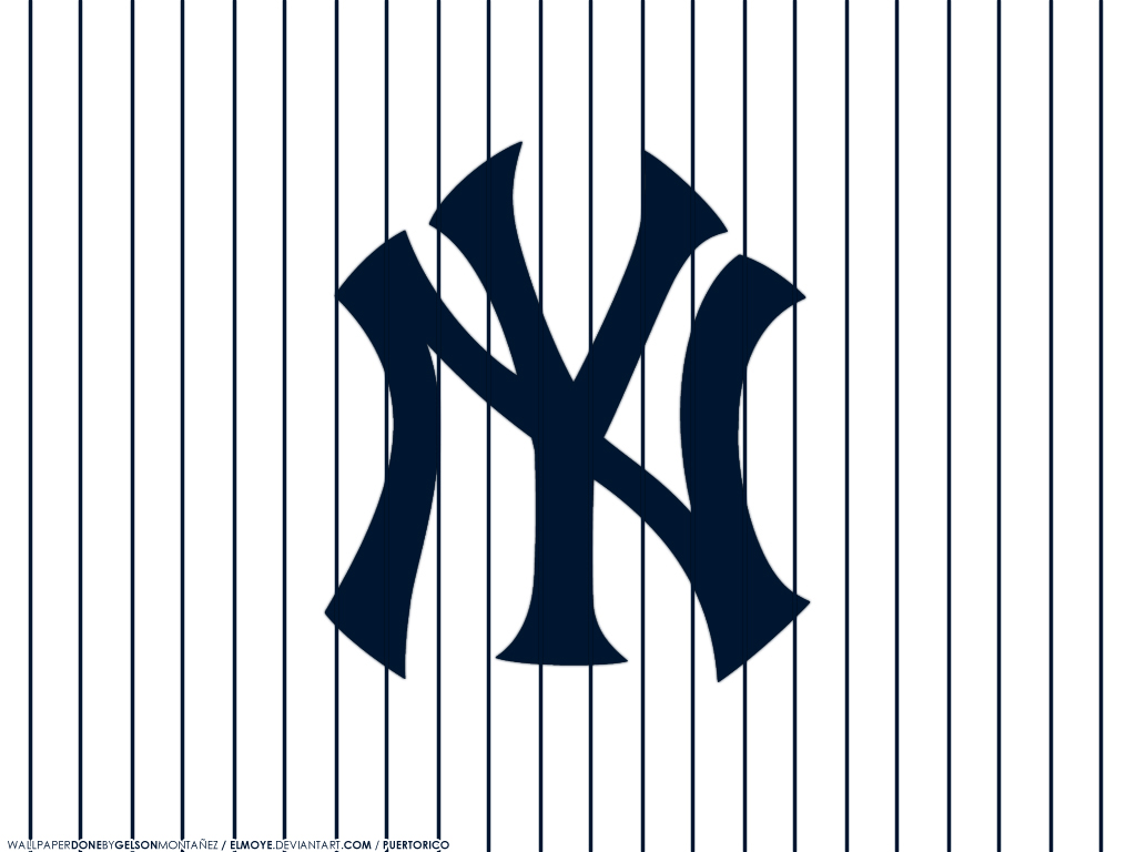 New York Yankees Wallpaper by elmoye 1024x768