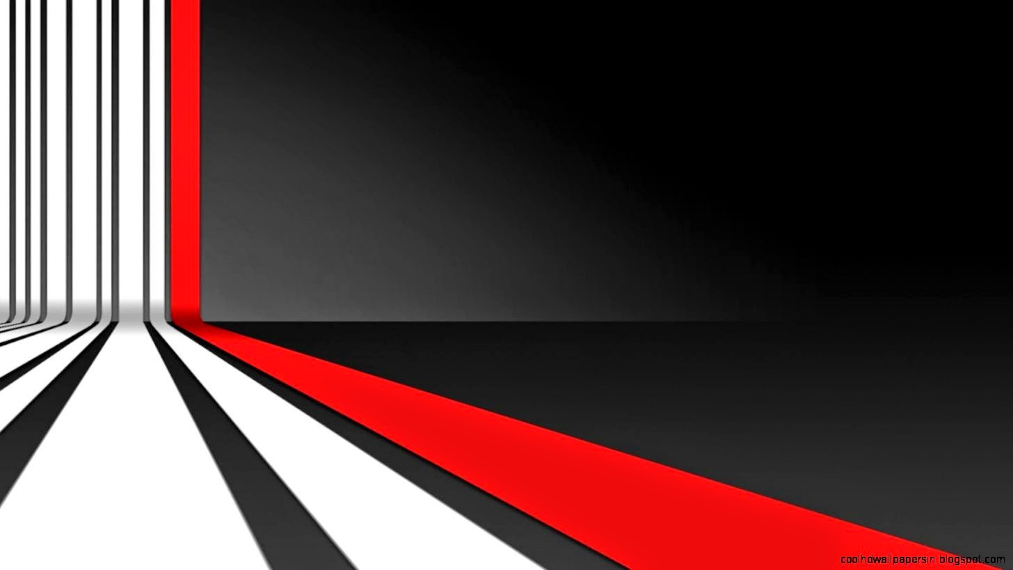 Red Black White Wallpaper Cool HD Wallpapers 1456x819