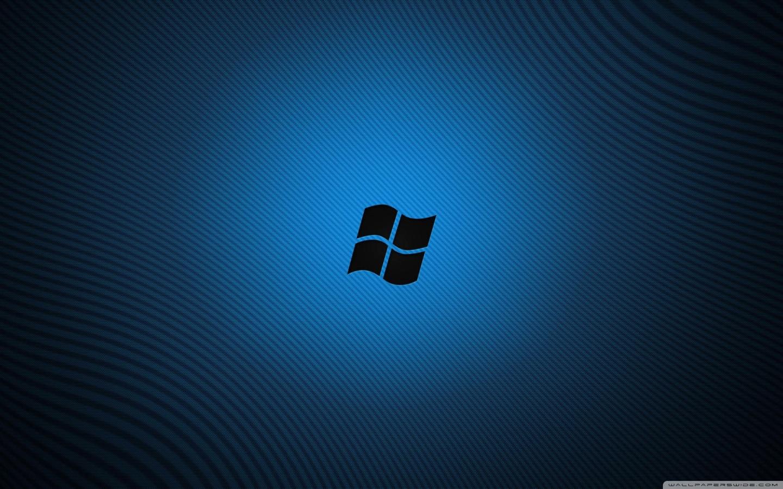 Windows Blue Wallpaper Wallpapers Ultra 1440x900
