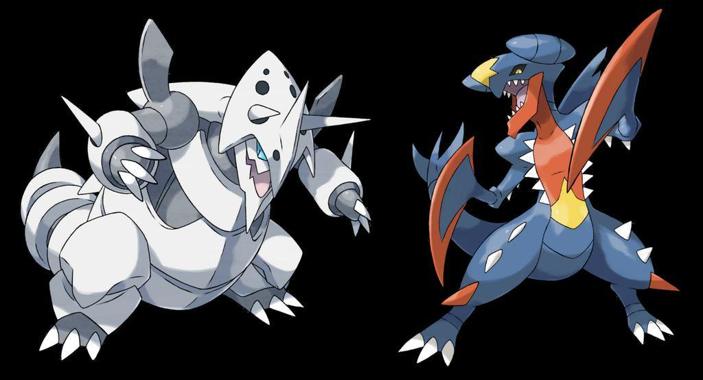 Pokmon Master on Twitter RT For Mega Aggron VS FAV For 1024x554