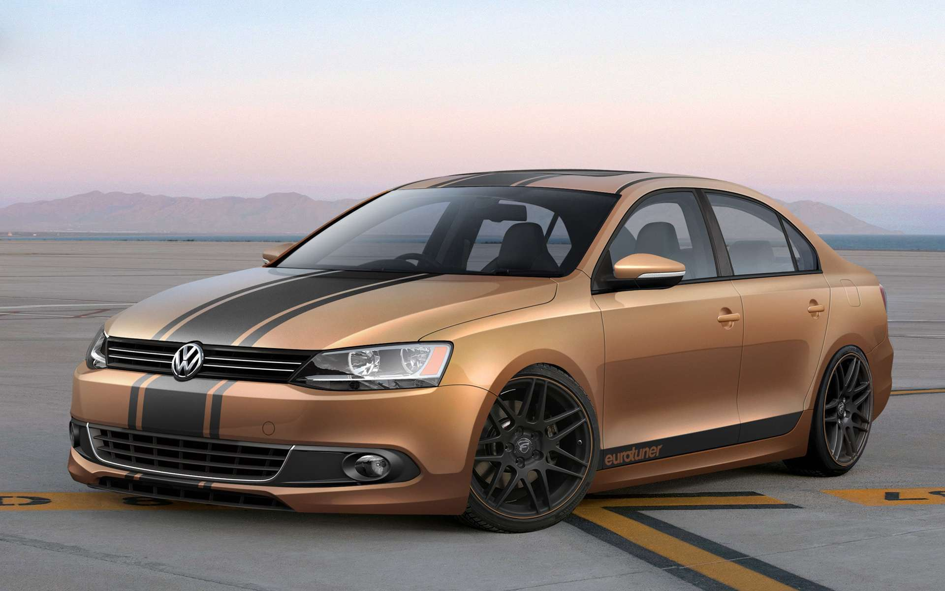 Volkswagen Jetta Hd Wallpapers Hd Car Wallpapers 1920x1200