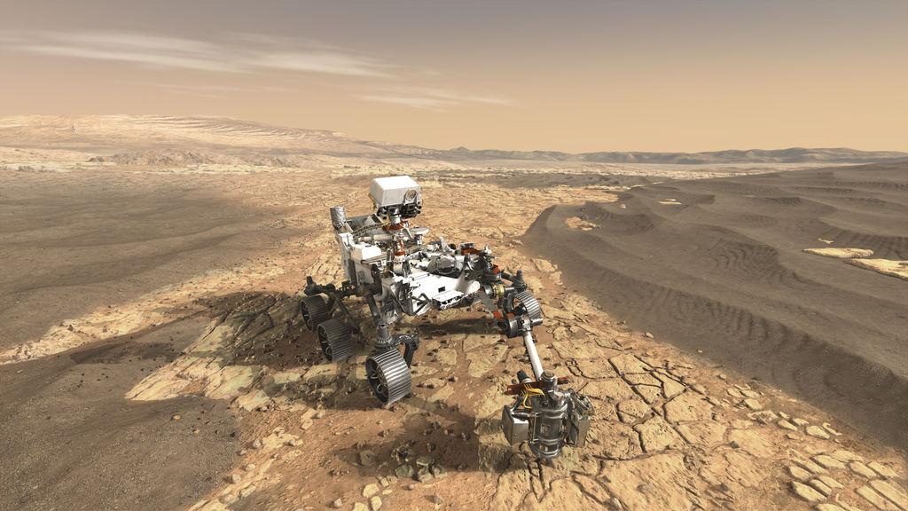 Images   NASA Mars 1024x576