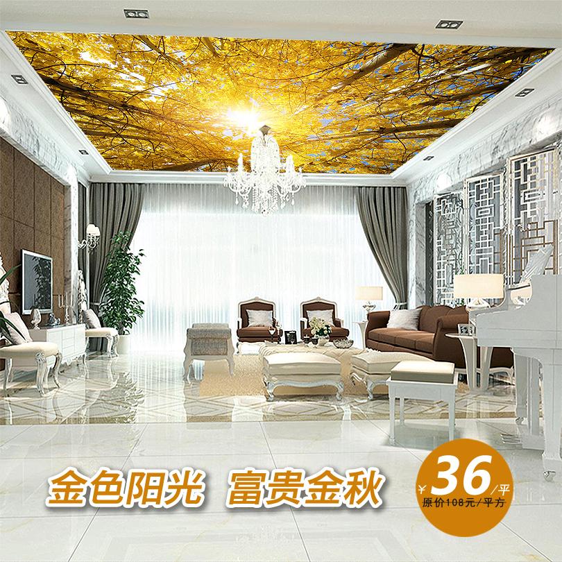 zenith large mural wallpaper Wallpaper Factory Outlet rich autumnjpg 810x810