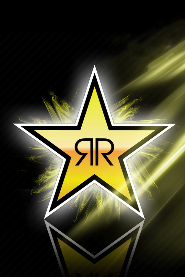 Rockstar Energy Drink HD Wallpaper For Your iPhone 5S WALLSEV 640x960