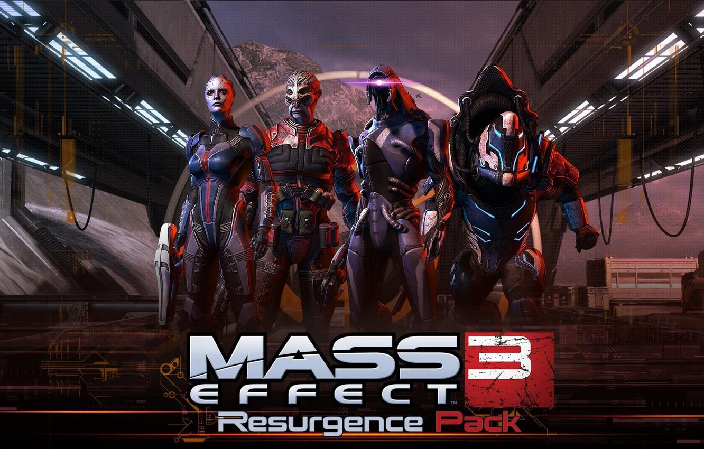 Wallpaper Mass Effect Azari Resurgence Pack Get Batarians 1332x850