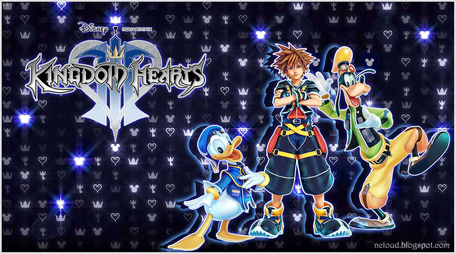 Games Movies Music Anime My Kingdom Hearts 3 Wallpaper 2 1920x1073