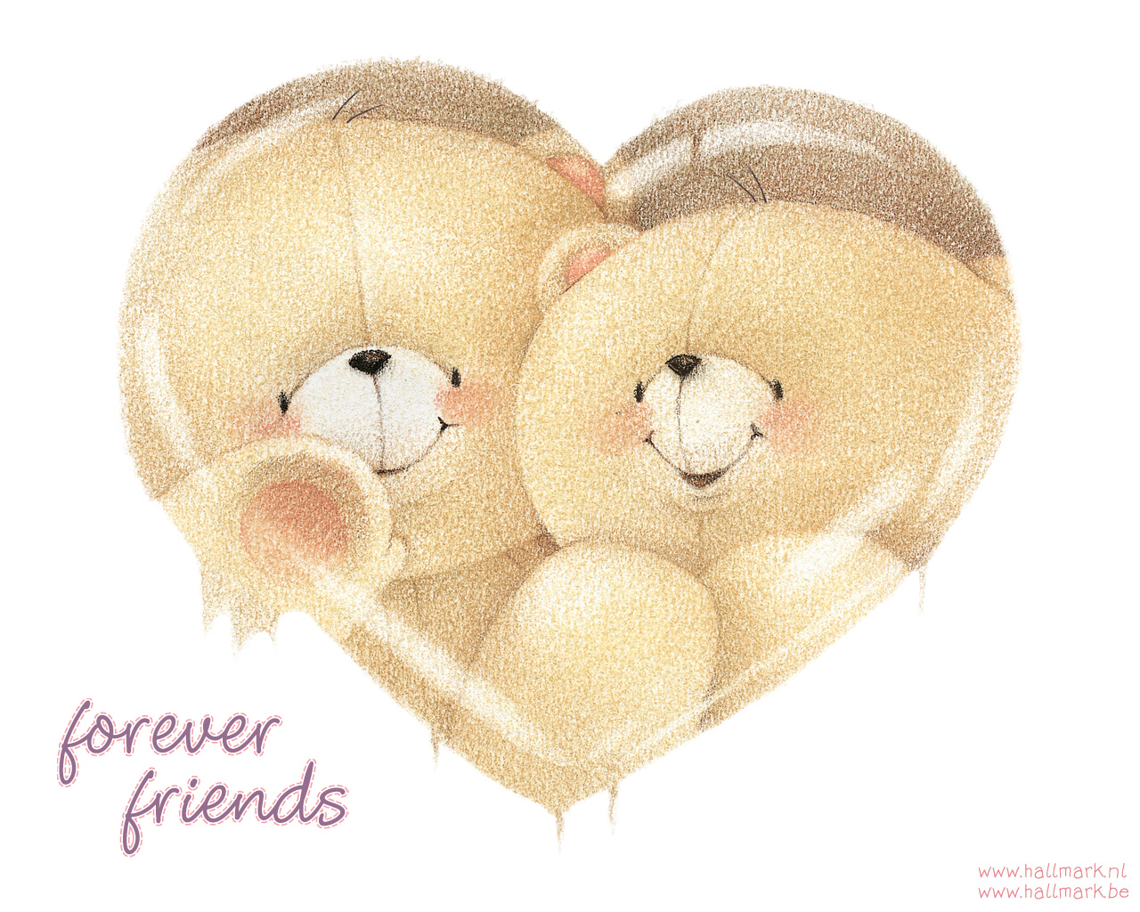 Forever Friends fanzone 1280x1024