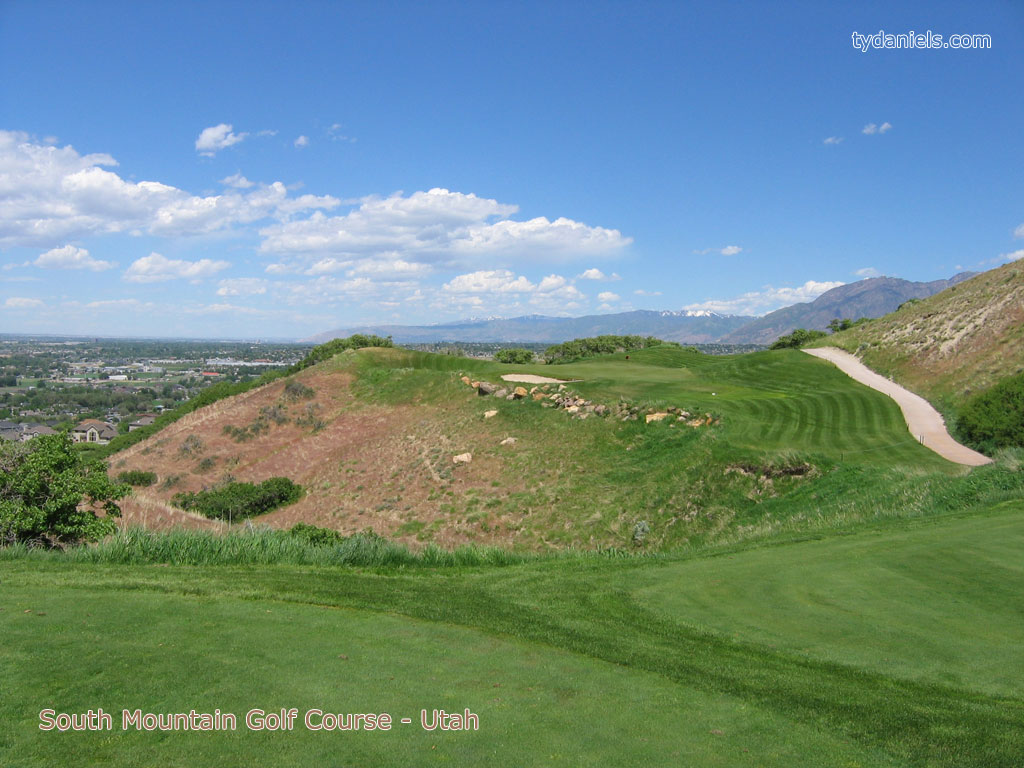 Mountain Utah golf wallpapers   Ty Daniels Golf Ty Daniels Golf 1024x768