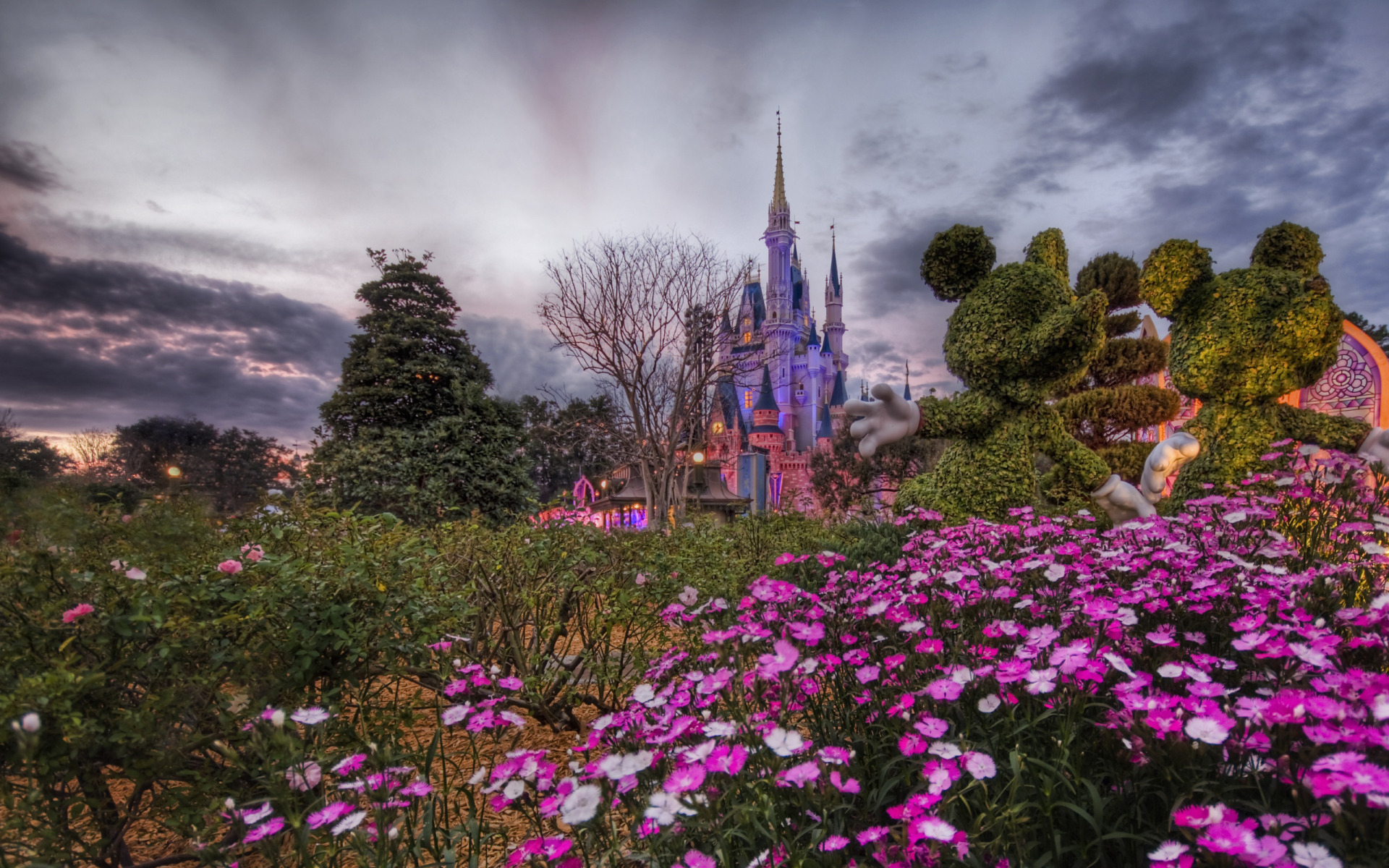 Disney World Wallpaper Desktop - WallpaperSafari