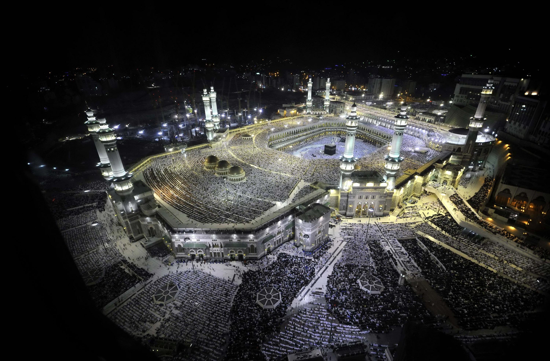 Masjid al HaramMeccaArabia HD Wallpaper Background Image 3000x1970