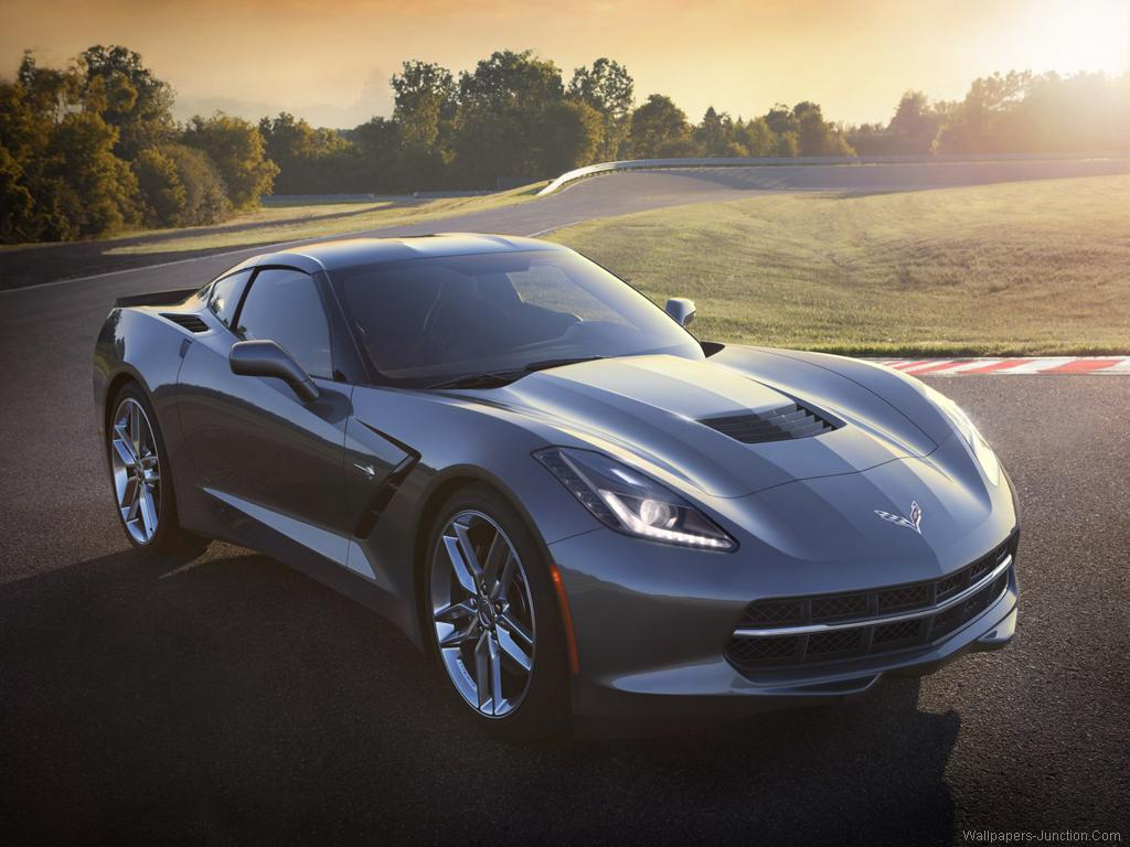 2014 Chevrolet Corvette C7 Stingray Wallpapers 1024x768