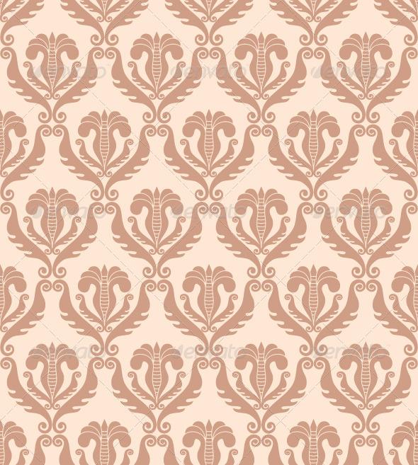 patterns retro renaissance seamless silk wallpaper tillable pattern 590x657