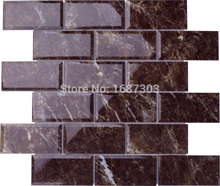 Subway Stone Veins Strip Crystal Mosaic IndoorOutdoor Wall Tile MB080 750x634