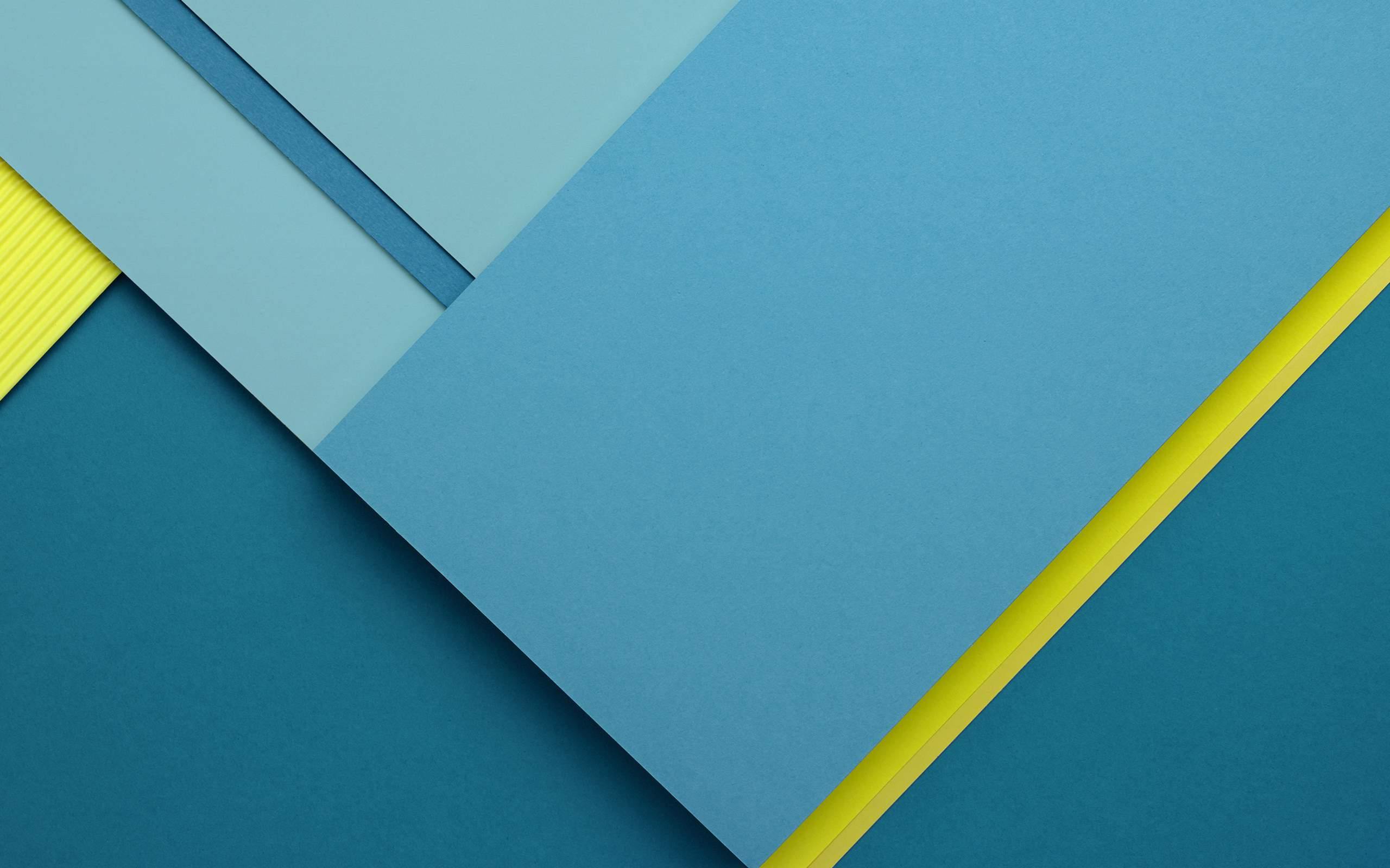 Chrome OS to Get New Default Wallpaper Full of Material Design 2560x1600