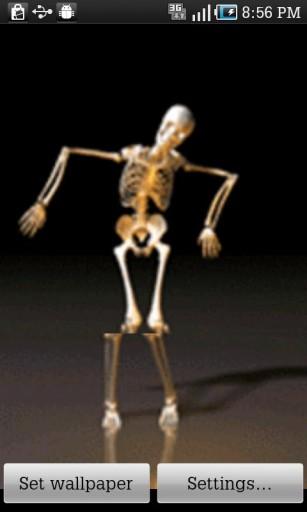 Funny Skeleton Wallpaper - WallpaperSafari