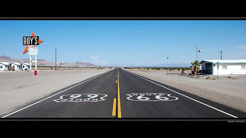 Route 66 Road Motel Wallpaper Desktop Background 2560 x 1440 500x281