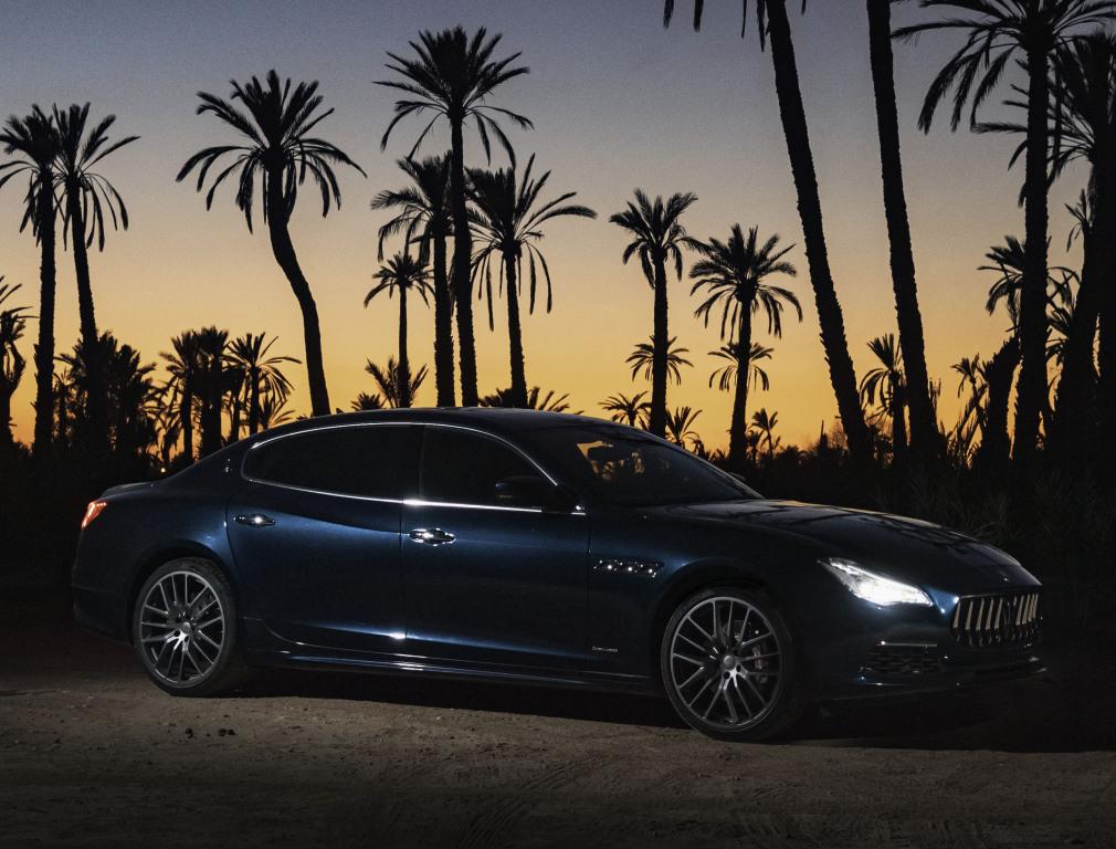 Maserati Quattroporte GranLusso Royale M156 2020 1010x768