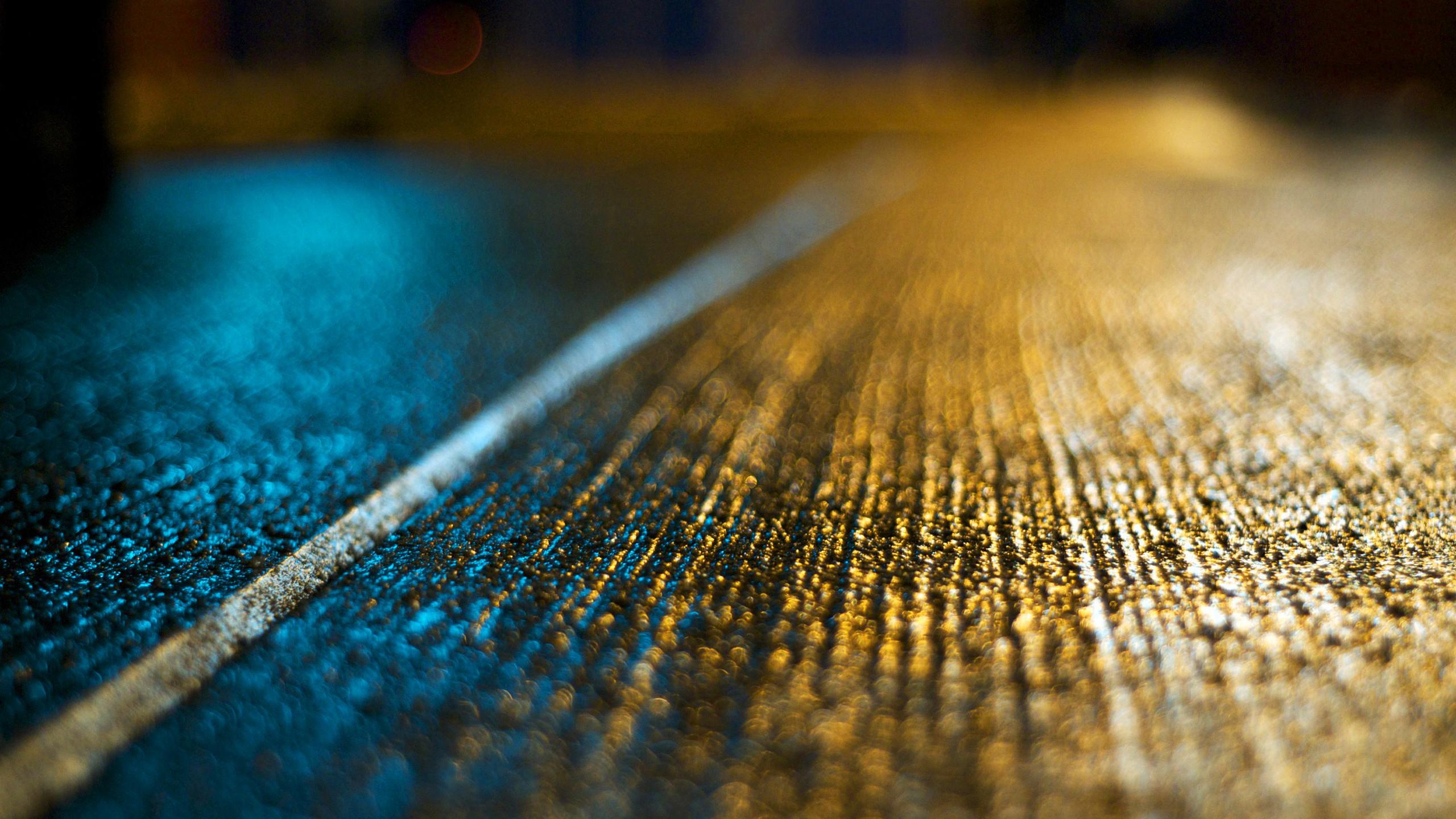 Street Macro Photography Wallpaper Dekstop 2560x1440