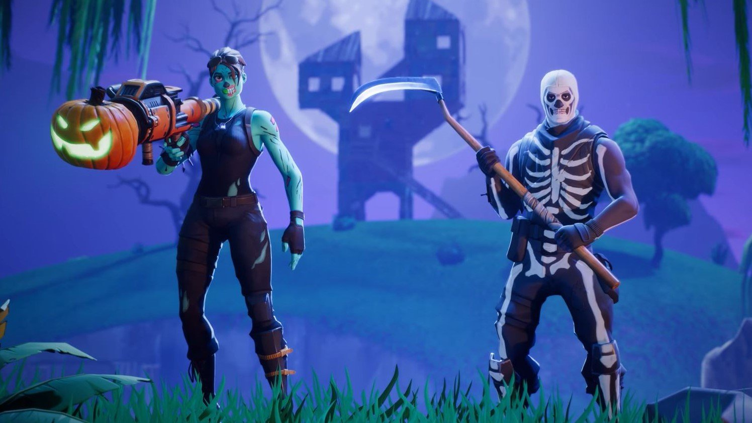 19 Ghoul Trooper Fortnite Wallpapers On Wallpapersafari