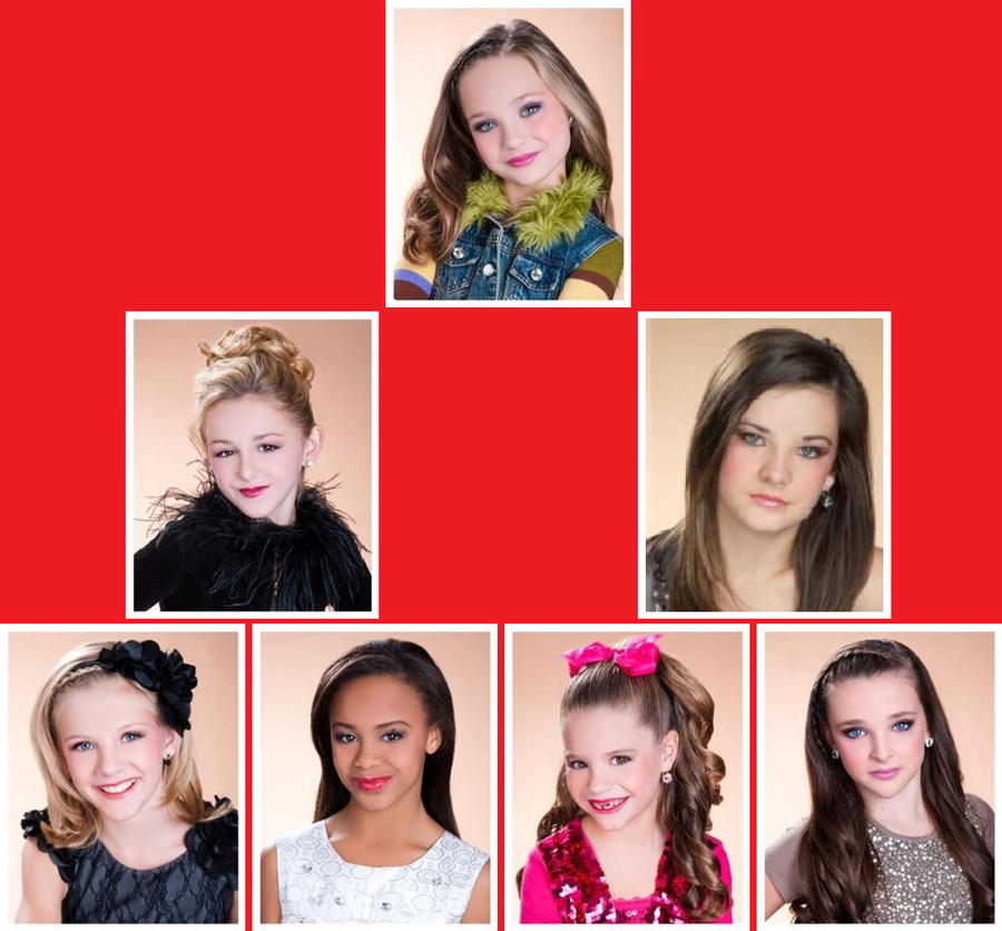 Dance Moms Pyramid Pictures Season 5 Images Pictures   Becuo 900x836