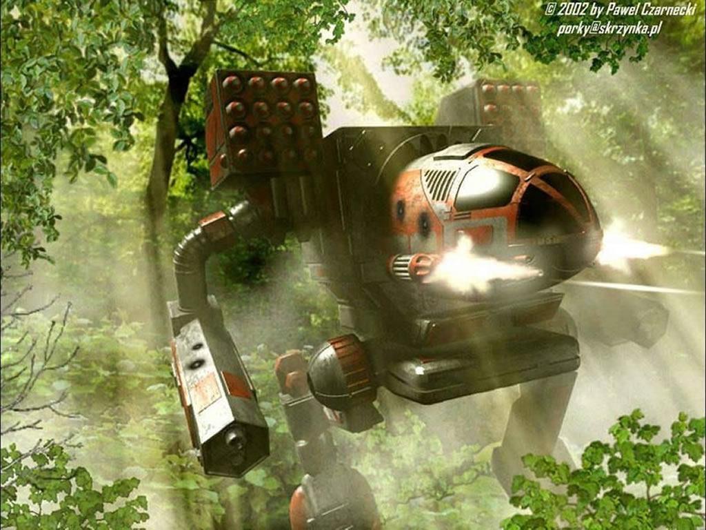 BattleTech Mad Wallpaper 1024x768 BattleTech Mad Cat 1024x768